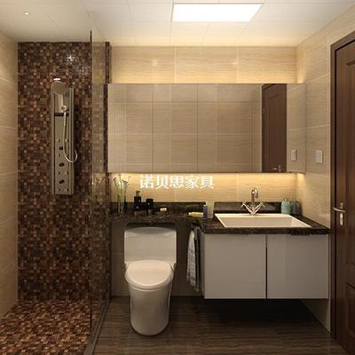 浴室柜-4